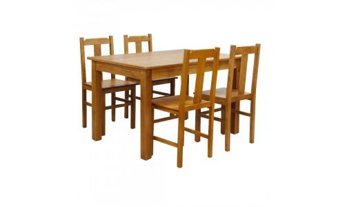 Conjunto mesa + cadeira EUROPA Pequeno