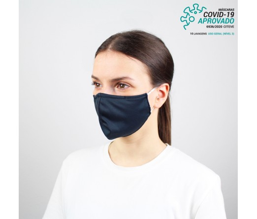 Máscara reutilizável nível 3 Máscaras certificadas MS3/B1/C/25