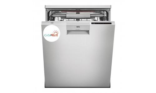 Máquina de Lavar Loiça AEG FFB83806PM