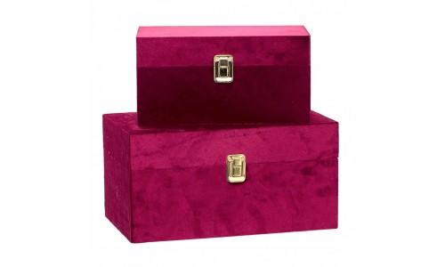 Conjunto 2 caixas decorativas IMPORCELOS 84274