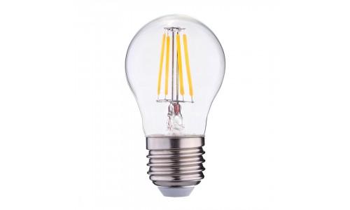 Lâmpada LED filamentos JOM DECOR G45-4