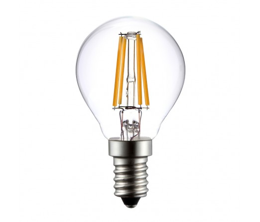Lâmpada LED filamentos JOM DECOR P45-4