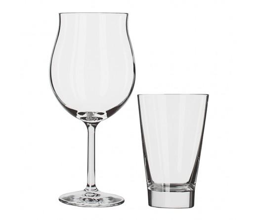 Conjunto 12 copos DUME VIENA