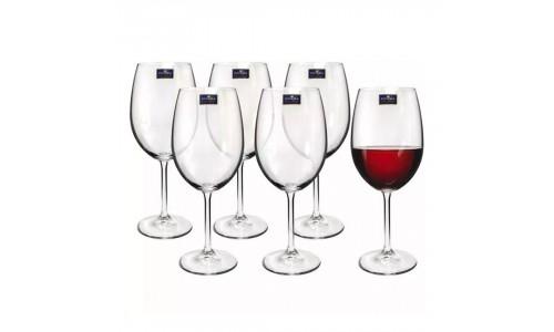 Conjunto 6 copos BOHEMIA LARA