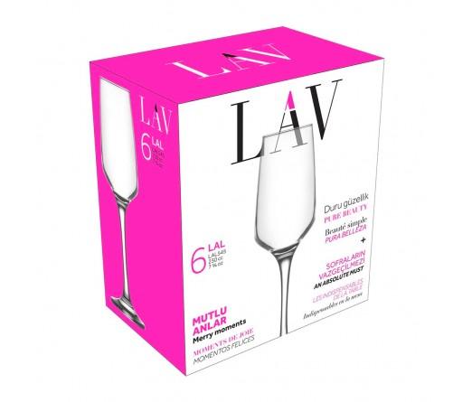 Conjunto 6 flûtes LAV LAL545F
