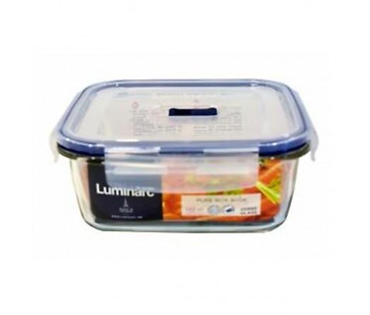 Caixa hermética com tampa LUMINARC PURE BOX