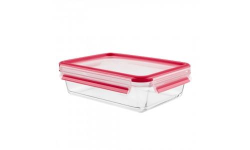 Caixa hermética vidro TEFAL MASTERSEAL K3010412