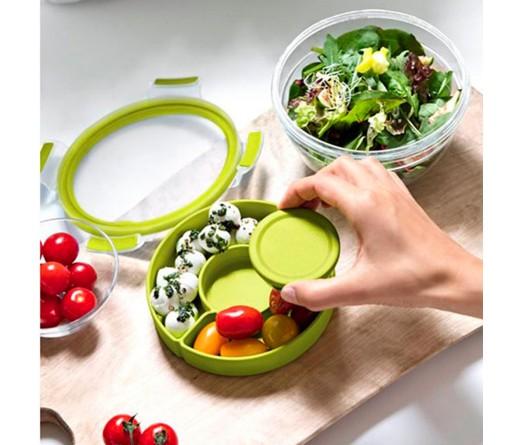 Caixa hermética saladas TEFAL MASTERSEAL K3100112