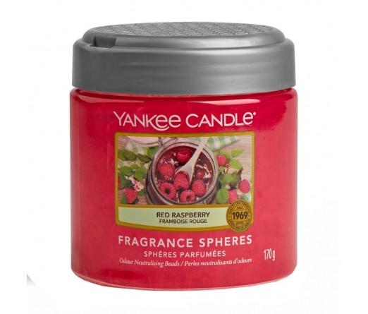 Esferas fragância YANKKE CANDLE RED RASPBERRY 1547287E