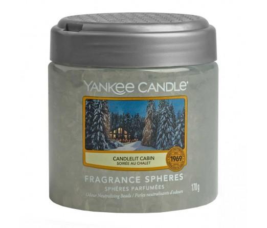 Esferas fragância YANKKE CANDLE CANDLELIT CABIN 1626719E