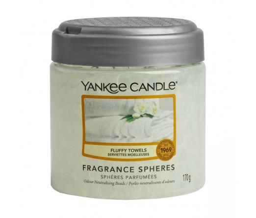 Esferas fragância YANKKE CANDLE FLUFFY TOWELS 1645944E