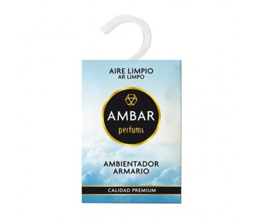 Ambientador armario AMBAR AR LIMPO