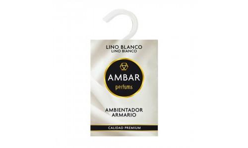 Ambientador armario AMBAR Linho branco