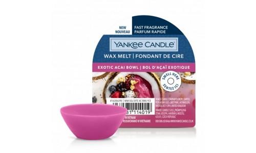 Tarte perfumada YANKKE CANDLE 1630639E EXOTIC ACAI BOWL