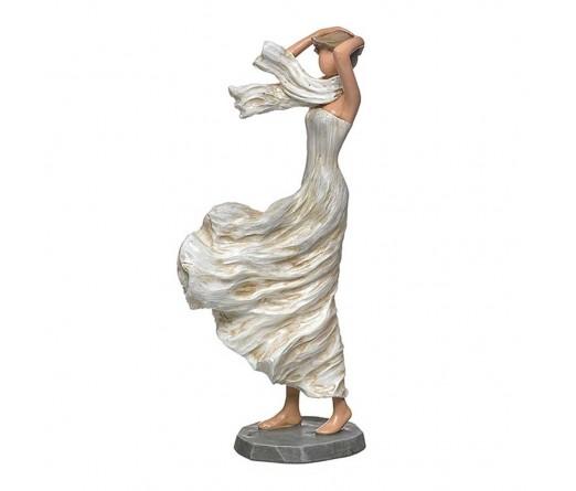 Figura mulher ao vento JOM 77699