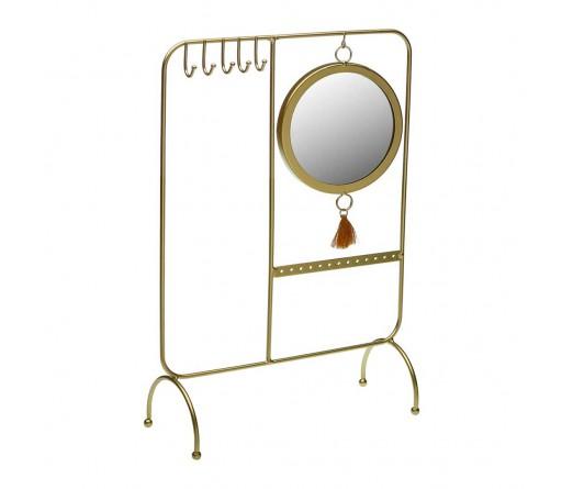 Porta bijuteria com espelho JOM 2093-0810