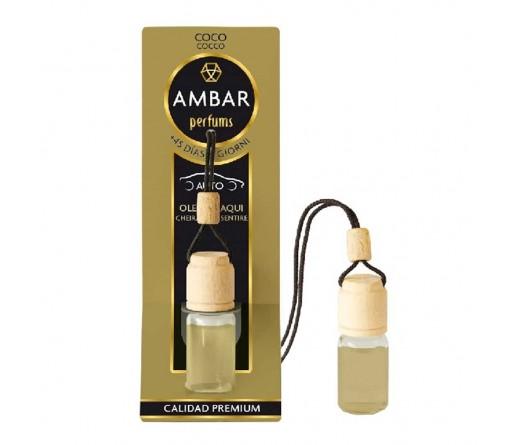 Ambientador carro AMBAR COCO