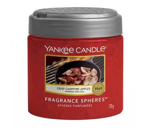Esferas fragância YANKKE CANDLE CRISP CAMPFIRE APPLES 1670170E