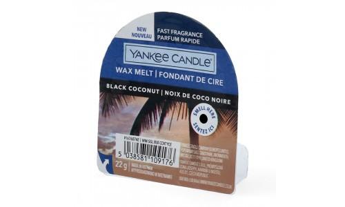 Tarte perfumada YANKKE CANDLE 1676074E BLACK COCONUT