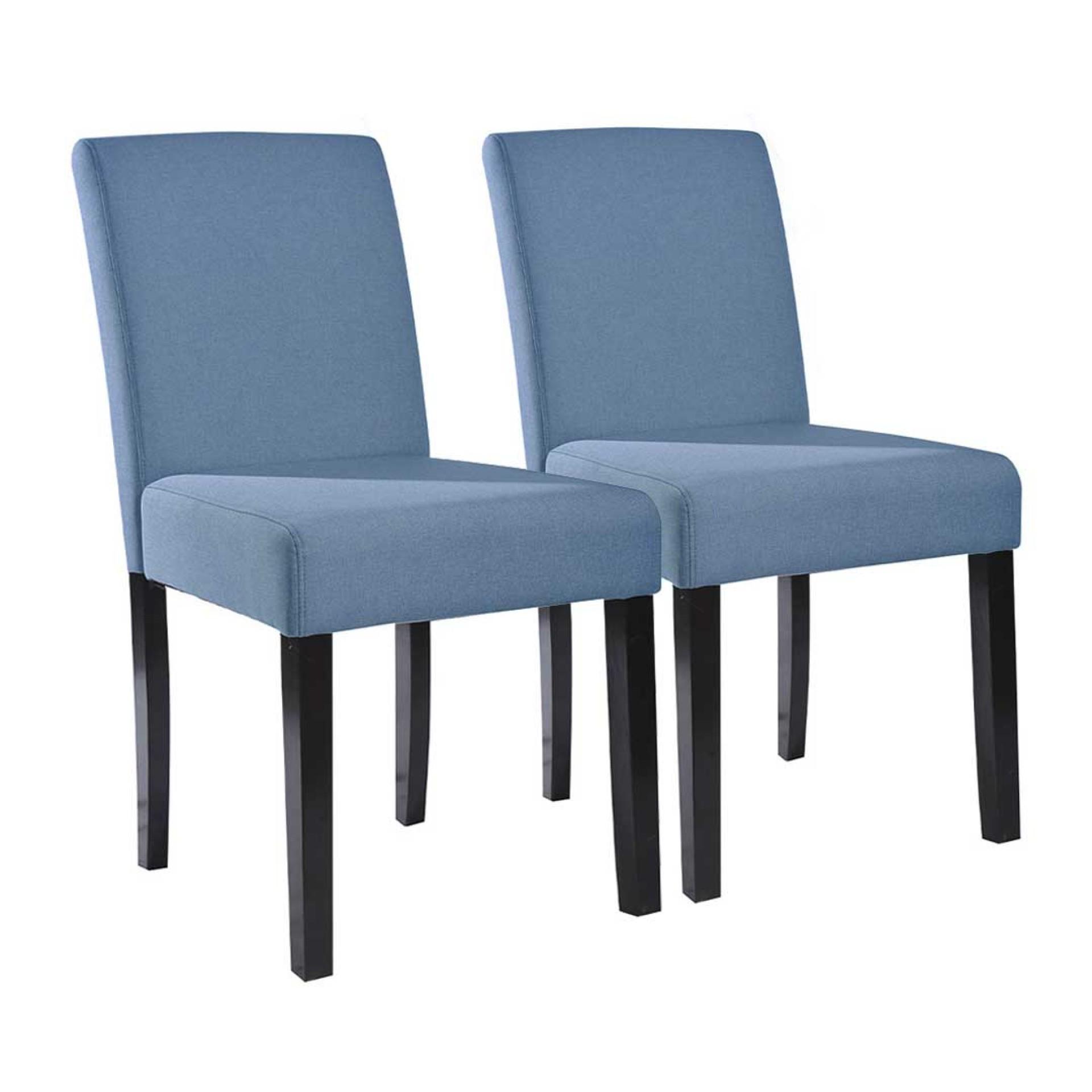 Pack de 2 cadeiras JOM LW-8132
