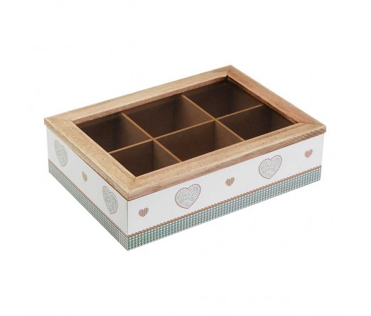 caixa chá JOM 2136-1164 KAMIRA