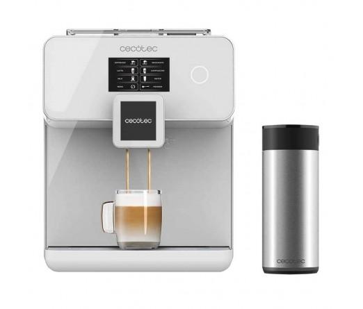 Máquina de Café Cecotec Power Matic-ccia 8000 BIANCA