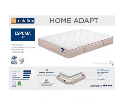 Colchão MOLAFLEX Home Adapt