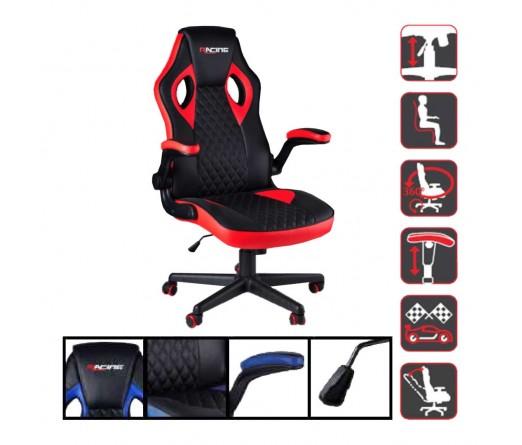 Cadeira de escritorio GAMER BGEU-A136