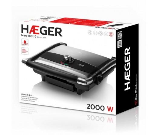 Grelhador HAEGER GR-200.014A